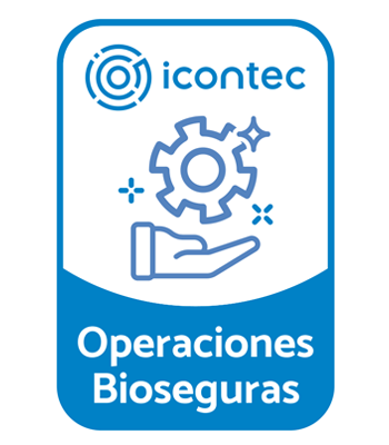 Operaciones Bioseguras ICONTEC